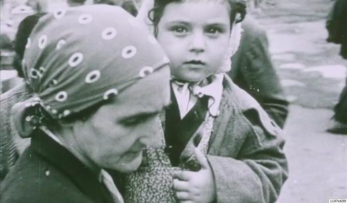 מתוך ״הבלתי לגאלים״ של מאיר לוין: אצבע מאשימה כלפי אירופה